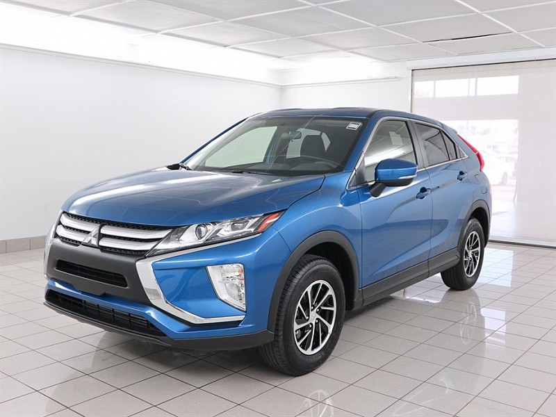 New 2020 Mitsubishi Eclipse Cross 4d SUV AWC ES