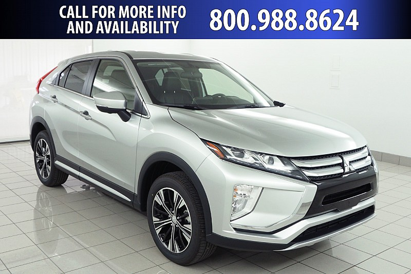 New 2019 Mitsubishi Eclipse Cross 4d SUV AWC SEL Four Wheel Drive Compact  SUV