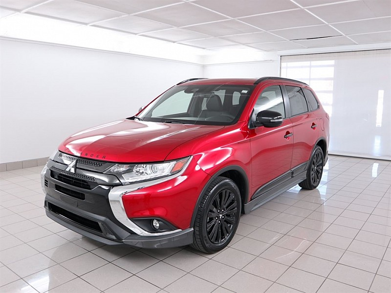 New 2020 Mitsubishi Outlander 4d SUV AWC SP