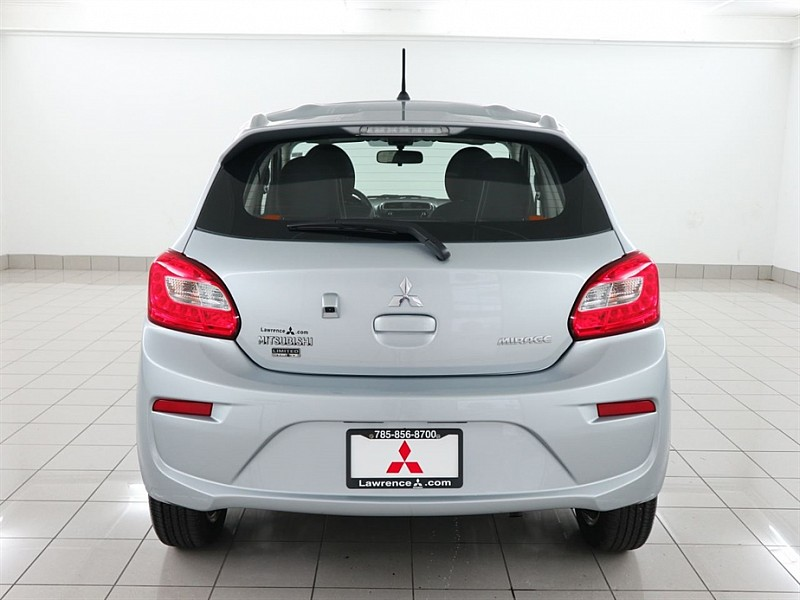 New 2019 Mitsubishi Mirage 4d Hatchback LE