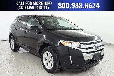 Pre-Owned 2013 Ford Edge 4d SUV AWD SEL AWD