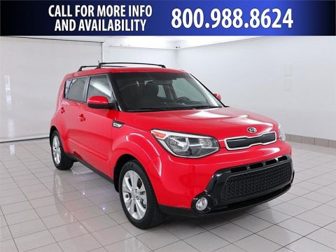Pre-Owned 2016 Kia Soul 4d Hatchback + With Navigation